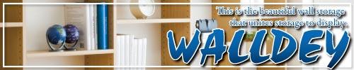 【天井突っ張り】オープンラック壁面収納 ウォルディー
